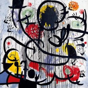 Joan Miró : May 1968, 1968-1973