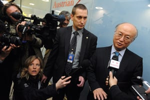 Japan Eartquake : : Fukushima nuclear power plant accident IAEA Director General Yukiya Amano