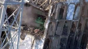 Japan Eartquake : : Fukushima nuclear power plant accident