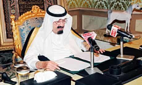 King Abdullah addresses the nation