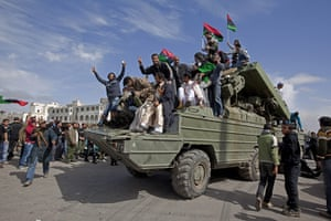 Libya in pictures: Sean Smith's photographs from Libya