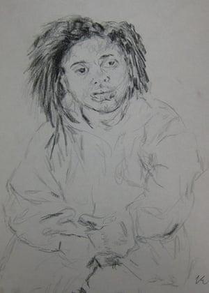 Girls Behind Bars: Portrait of a woman prisoner