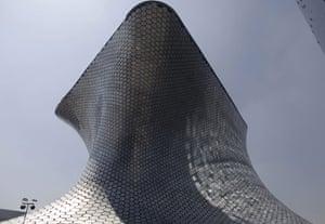 Soumaya Museum Mexico: An exterior view
