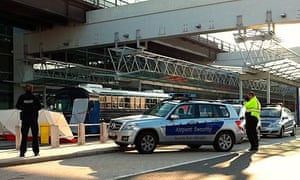 Frankfurt airport shooting