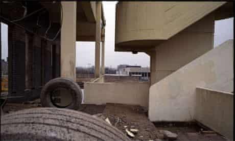 Owen Luder carpark in Gateshead