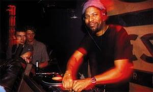 Tresor Tenth Birthday/DJ Marshall Jefferson