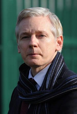 Julian Assange: Julian Assange