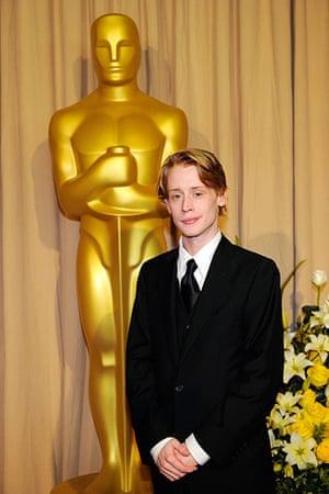 Julian Assange: Macaulay Culkin