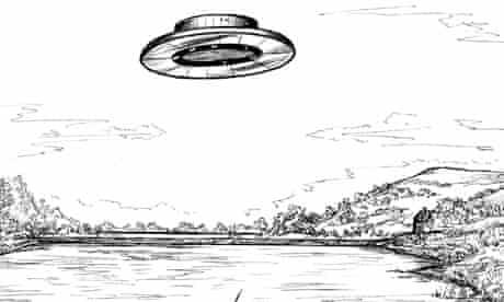 UFO records released