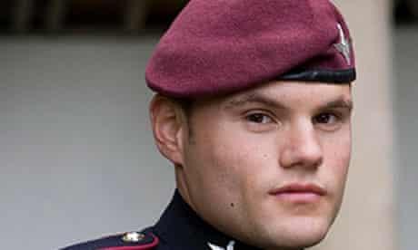 Private Daniel Steven Prior