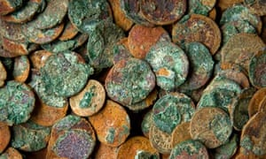 Roman Coins from Somerset