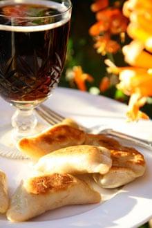 Pierogi Or Polish Ravioli Recipe Food The Guardian