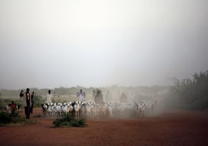 Dadaab refugee camp: Somali Refugees Live Desperate Existence In Camps In Neighboring Kenya