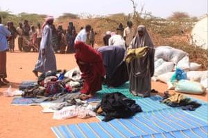 Dadaab refugee camp: blog by Hamza Mohamed