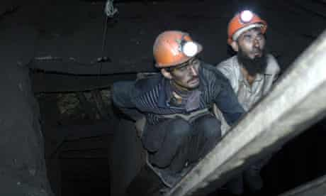 Thirty laborers killed in a coal mine blast on the outskirts of Quetta