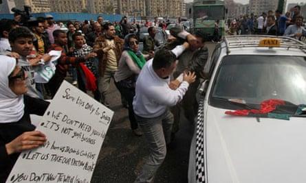Libyans in Egypt