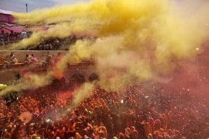 Holi, festival of colour: Holi, festival of colour