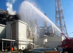 Japan earthquake: Fukushima nuclear power plant