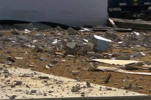 Japan earthquake: Fukushima Dai-ichi nuclear plant accident