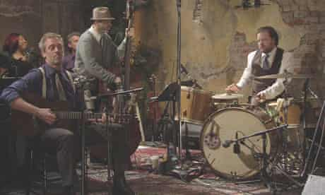 Hugh Laurie blues gig in New Orleans