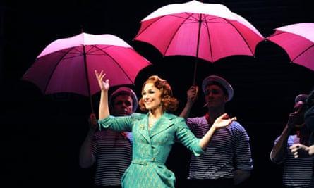 The Umbrellas Of Cherbourg Billington Gielgud