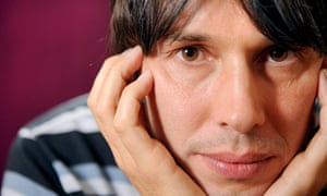 Particle physicist and TV presenter Brian Cox