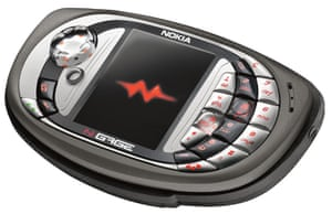 Games consoles: Nokia N-GAGE