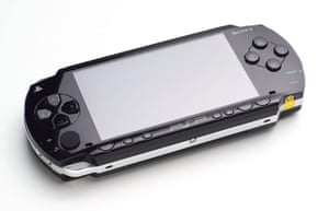 Games consoles: PSP