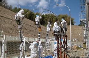 Japan Earthquake :  Fukushima Dai-ichi nuclear power plant crisis