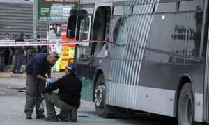 Jerusalem bus bomb