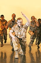 Rosie Kay Dance Company 5 SOLDIERS