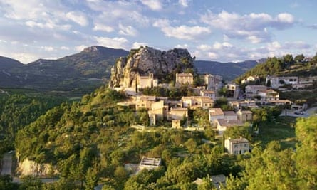 Town in Provence
