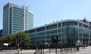 University College Hospital London