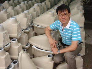 Globalizer Program : Jack Sim, founder of World Toilet Organization