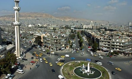 Damascus, the capital of Syria, is one of the world's oldest continuously inhabited cities