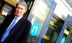The transport secretary, Philip Hammond