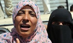 Tawakul Karman, the Yemeni human rights activist