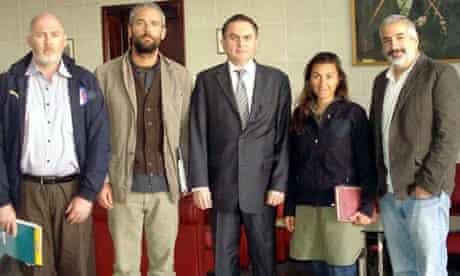 US Journalists released in Libya