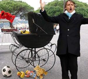Mario Balotelli: The Gallery: Mario Balotelli