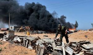 Libyan rebels move in on Sirte