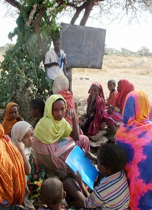 Pastoralism in crisis: Through horn of Africa : Somalia