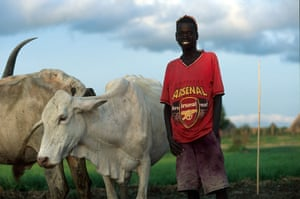 Pastoralism in crisis: Through horn of Africa : South Sudan