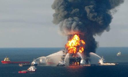 BP Deepwater Horizon