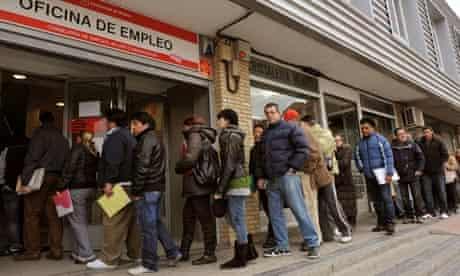 Spanish Job centre, Madrid
