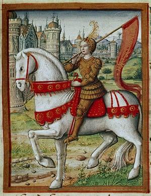 International Women's Day: Joan of Arc