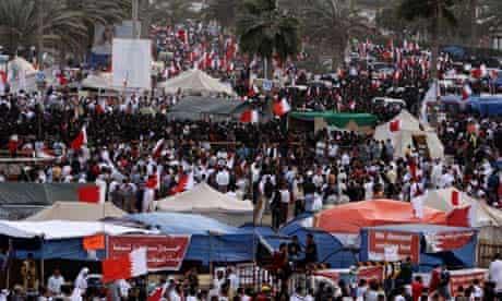 bahrain pearl roundabout