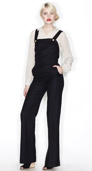 Line-up: Jumpsuits: Dungarees