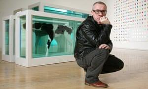 Damien Hirst Tate 2012