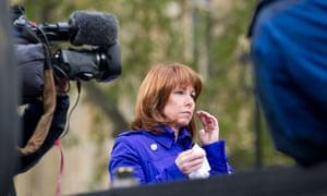 Sky News, Kay Burley