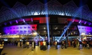 Costa Rica's Estadio Nacional stadium